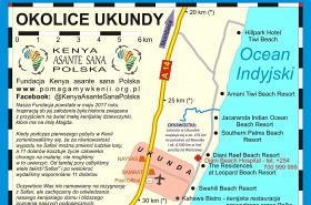 Mapa do pobrania - OKOLICE UKUNDY